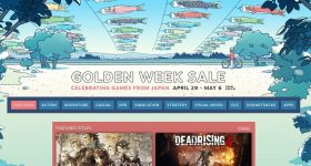 Steam Golden Week sale 2021