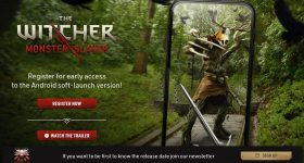 The Witcher Monster Slayer Android soft launch