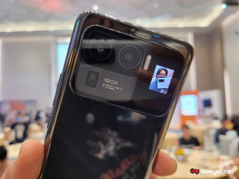 Xiaomi Mi 11 Ultra hands on