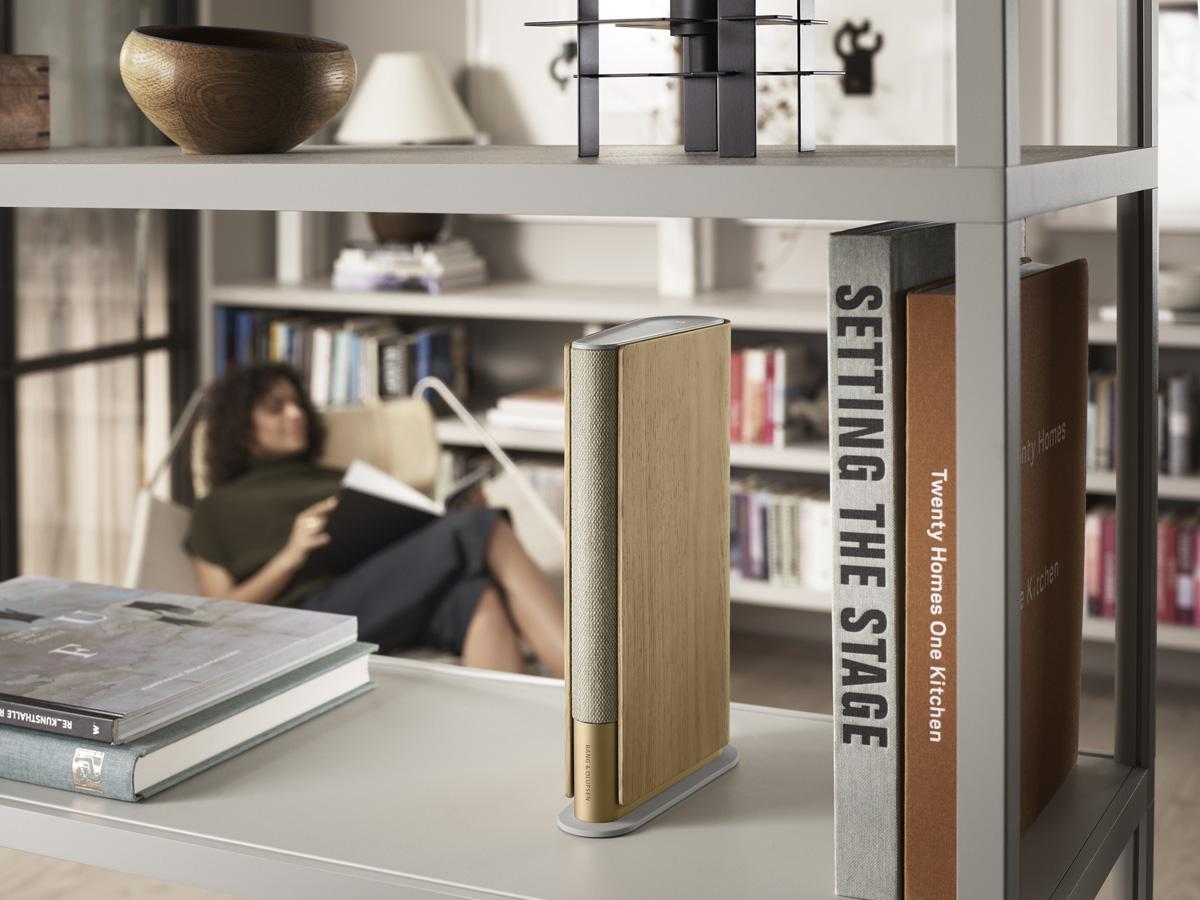 bang & olufsen beosound emerge book speakers