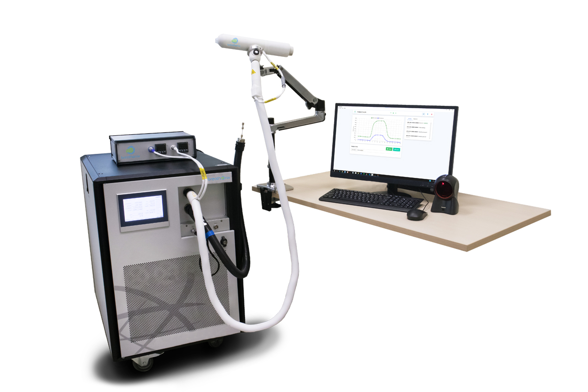 Breathonix COVID-19 breaethalyzer test Singapore