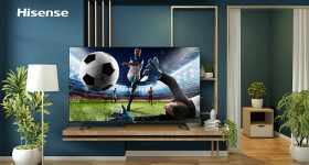 Hisense A6100G A6500G Android VIDAA Smart TVs Malaysia Price