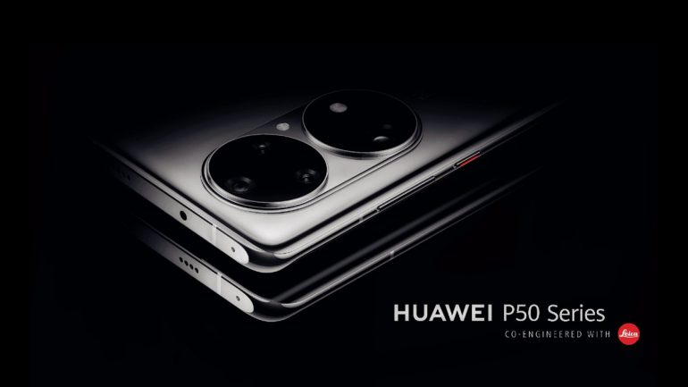 Huawei Leica P50 partnership