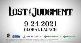Lost Judgment announcement