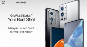 OnePlus 9 Malaysia launch