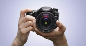 Sony no longer lists A-mount Alpha DSLR Cameras Website