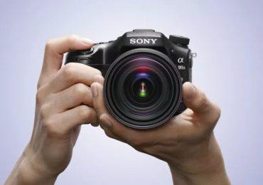 Sony no longer lists A-mount Alpha DSLR Cameras Website