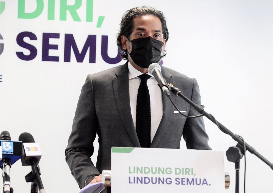 Khairy Jamaluddin PICK Malaysia vaccination immunisation