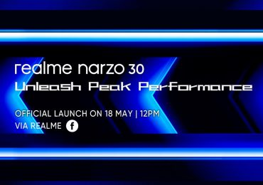 realme Narzo 30 Offical Announcement