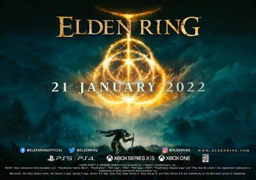 Elden Ring announcement