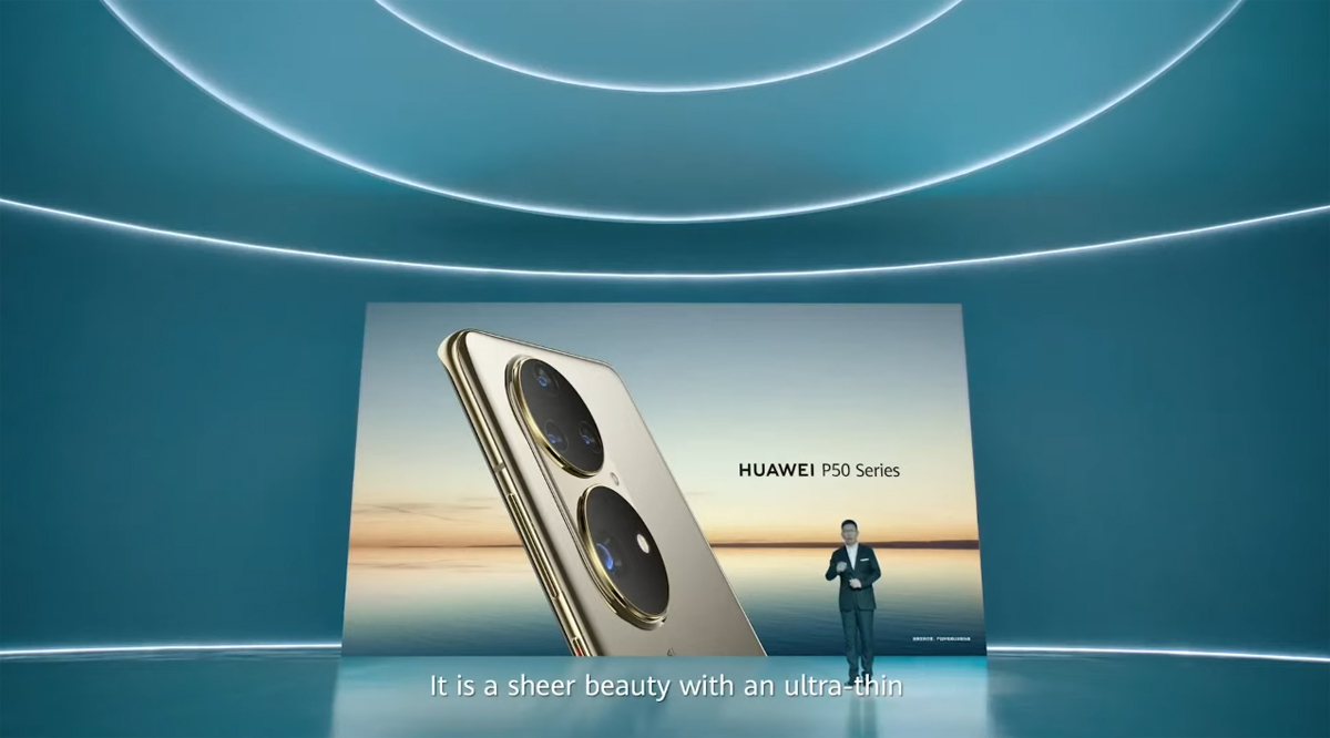 Huawei Officially confirms P50 Flagship smartphone series