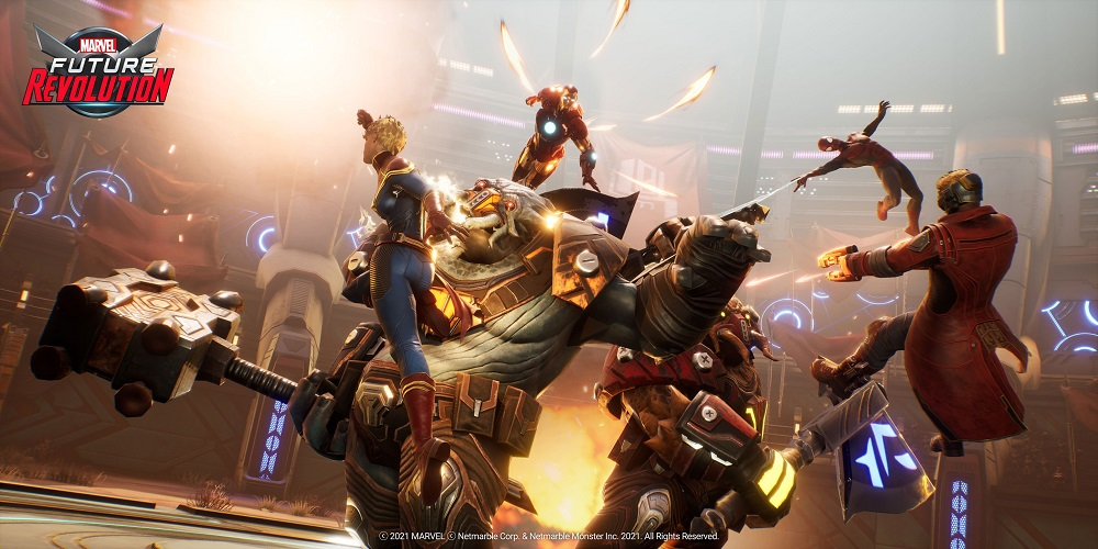 Marvel Future Revolution 5