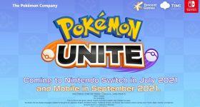 Pokemon Unite release dates
