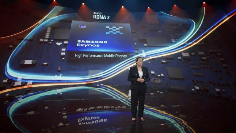 Samsung AMD Exynos RDNA 2 Ray-tracing tech 2