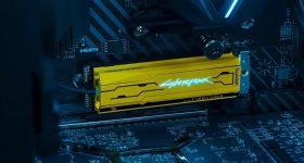 Seagate Cyberpunk 2077 FireCuda 520