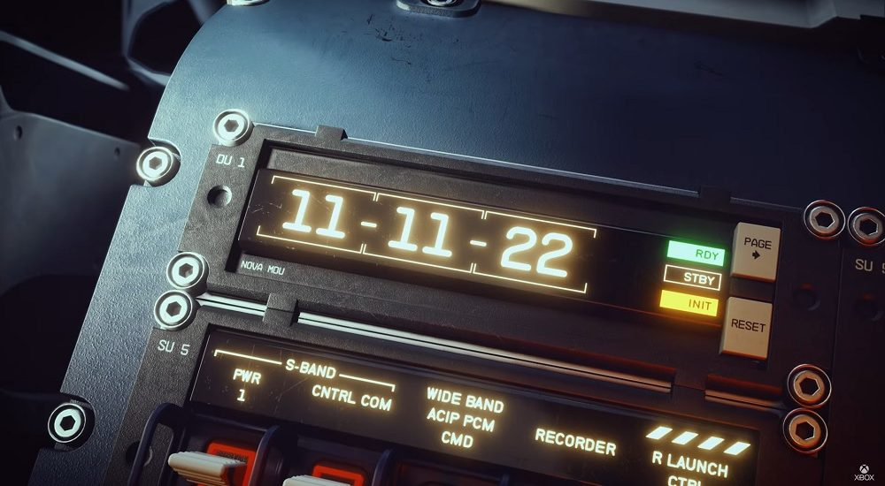Starfield launch date trailer