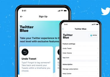 Twitter Blue Official