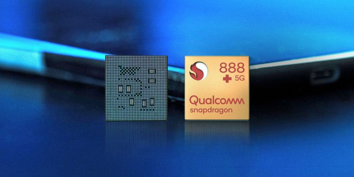 qualcomm snapdragon 888 plus chipset upgrade MWC 2021
