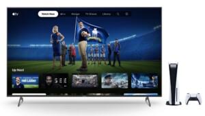 Apple TV Plus PS5