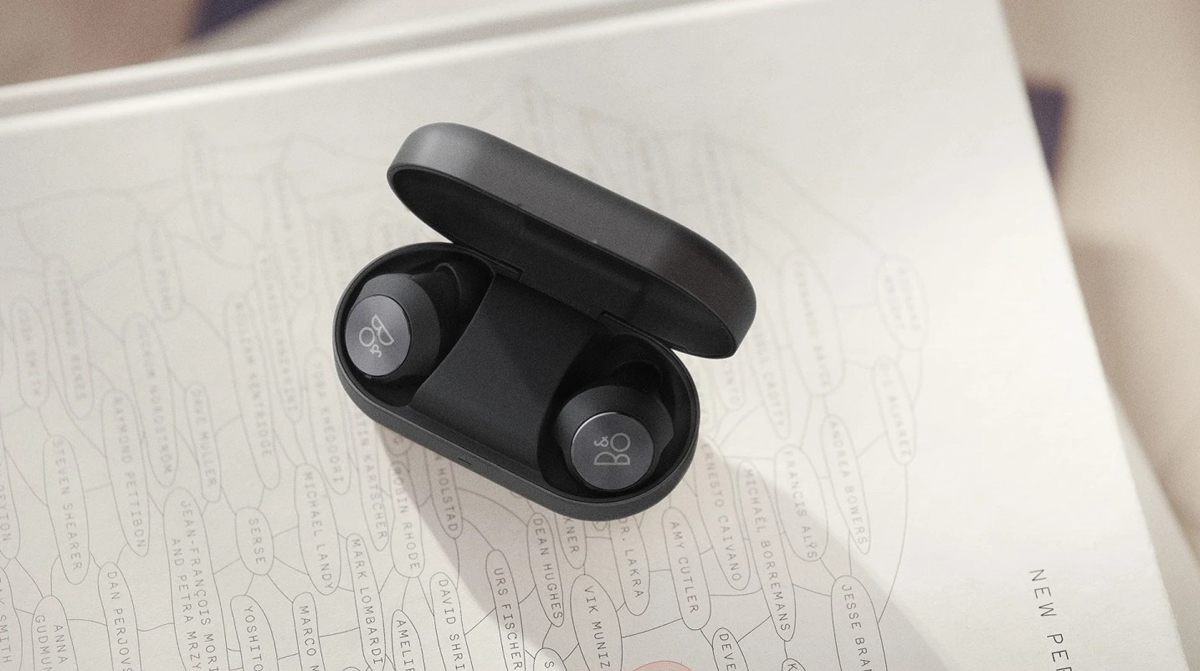Bang & Olufsen B&O Beoplay EQ earbuds with ANC