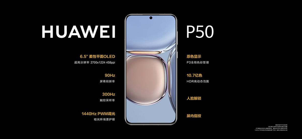 Huawei P50 Series Pro Smartphone Flagship HarmonyOS China