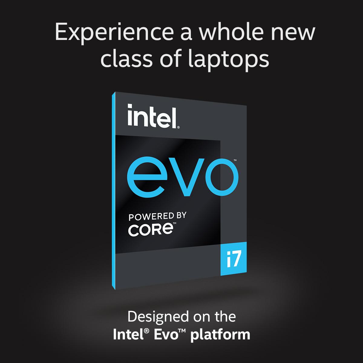 Intel Evo Laptops ASUS HP premium verified 1