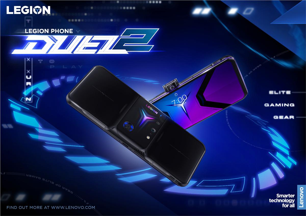 Lenovo Legion Phone Duel 2 New variant Malaysia price