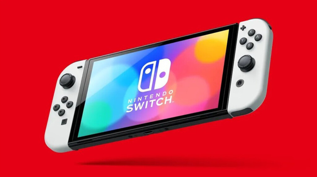 Nintendo Unveils Switch OLED Model