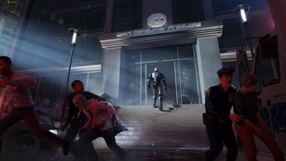 RoboCop Rogue City Steam image