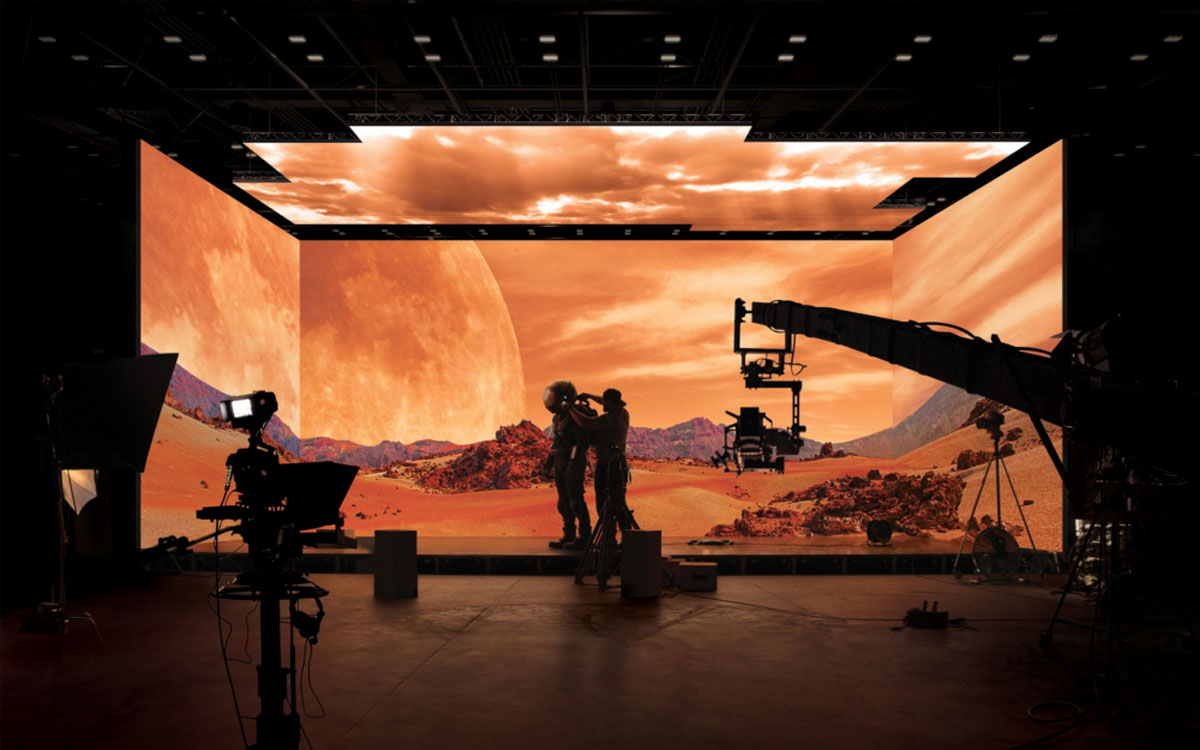 Samsung partners with CJ ENM To Create Virtual Production Studio In South Korea