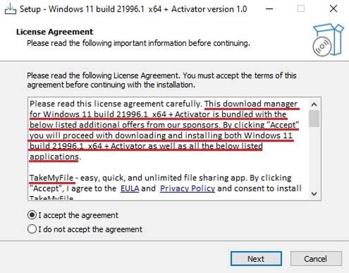 Windows 11 Installers From Unofficial Sources Contain Malware 1