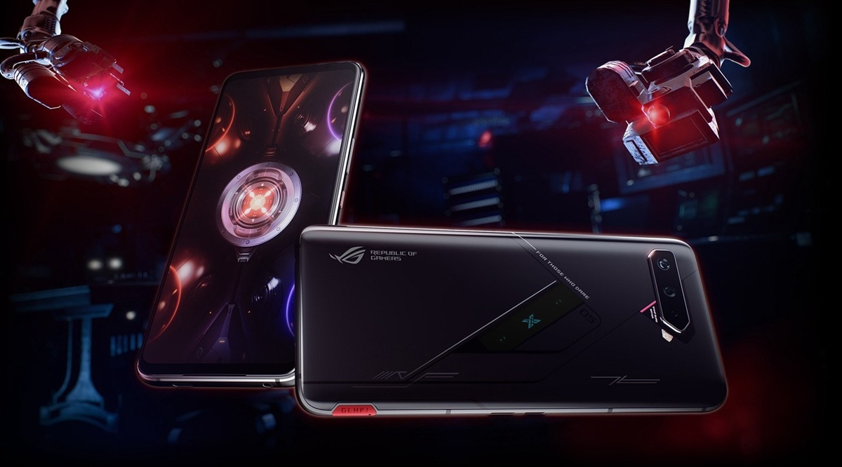 ASUS ROG Phone 5s series now official taiwan