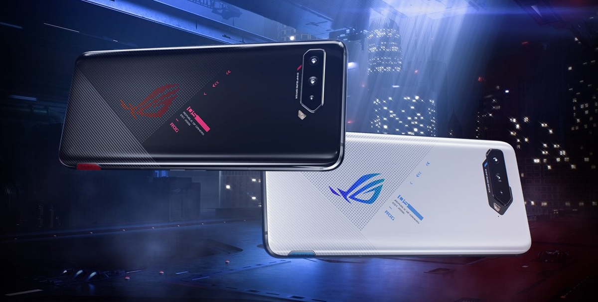 ASUS ROG Phone 5s series now official taiwan 2