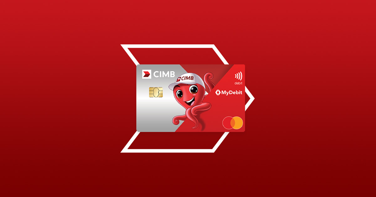 CIMB Bank OctoSavers Account-i Islamic Banking