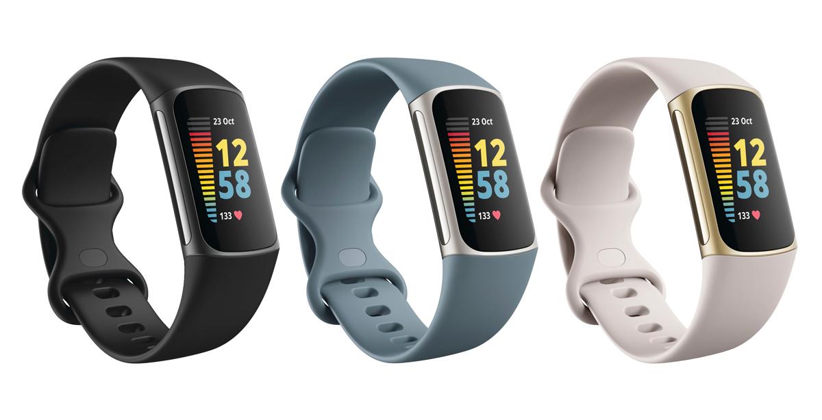 Fitbit Charge 5 Leak Design