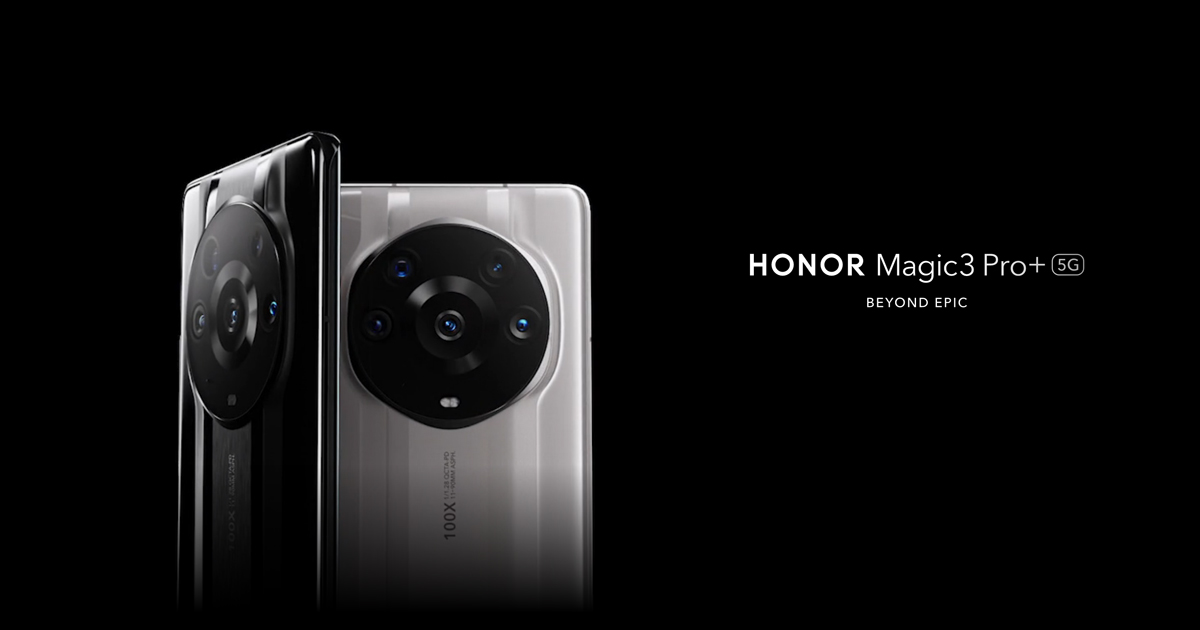 Honor Magic3 Flagship Smartphone Series Launch