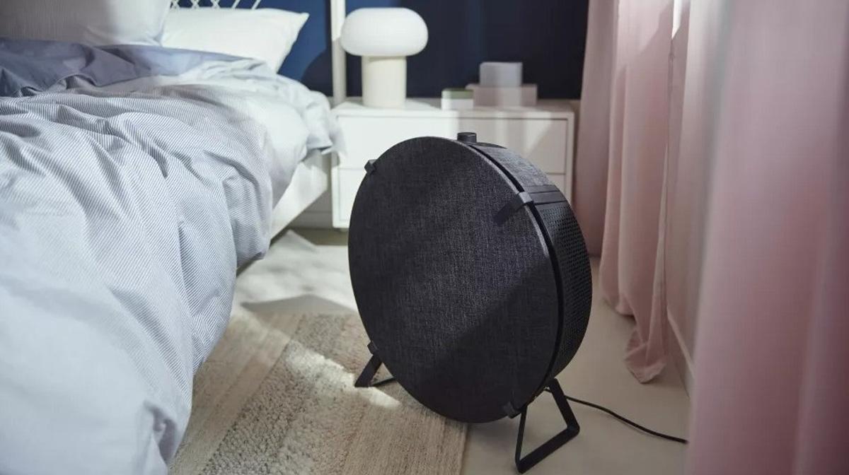 IKEA Starkvind air purifier side table