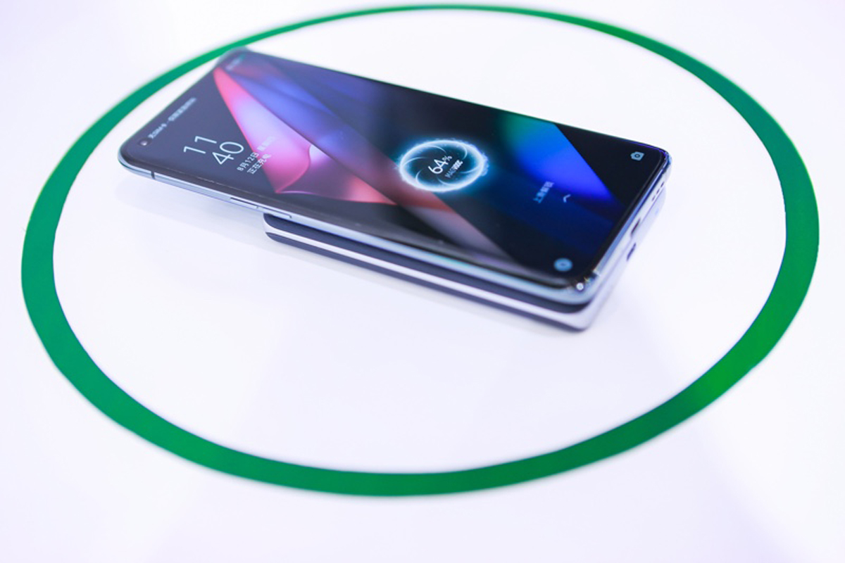 OPPO MagSafe competitor MagVOOC charging technology 1