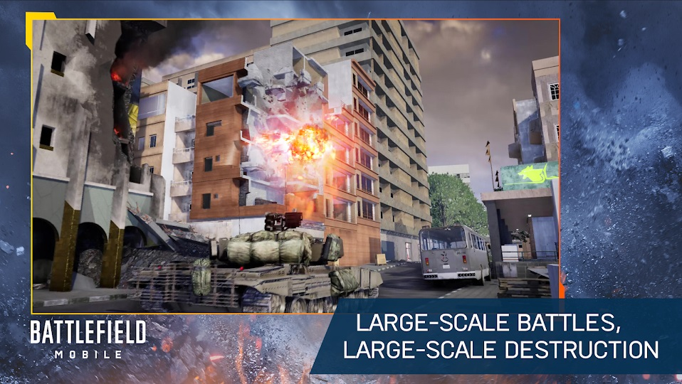 Battlefield Mobile play store 1