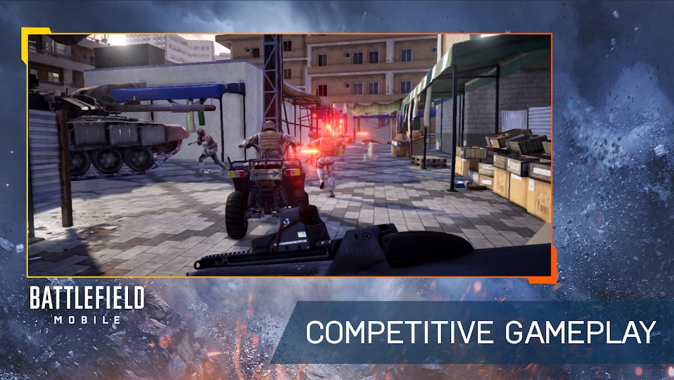 Battlefield Mobile play store 2
