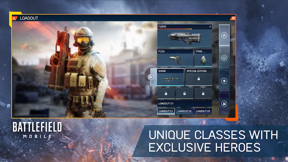 Battlefield Mobile play store 3