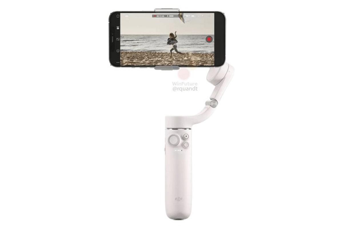 DJI Osmo Mobile 5 Leak