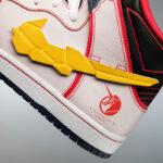 Nike SB Gundam Unicorn Dunk High Sneakers Collaboration
