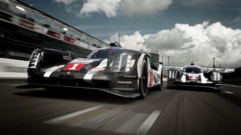 Porsche Gran Turismo Cup Asia Pacific 919 hybrid