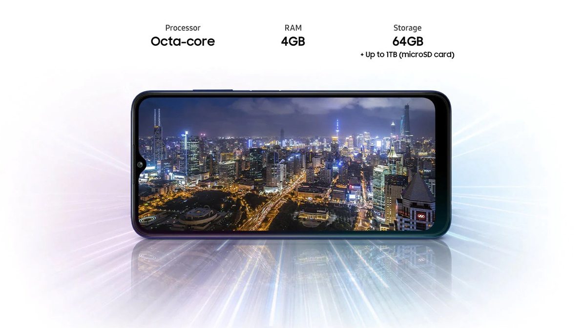 Samsung Galaxy A03s Malaysia