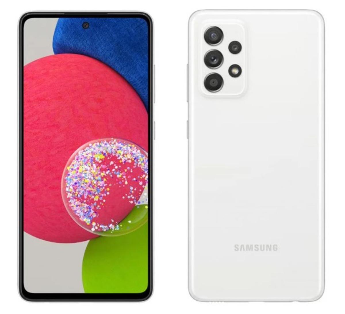 Samsung Galaxy A52s 5G Malaysia RAM Plus