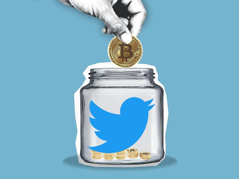 Twitter, presto le donazioni si potranno effettuare in bitcoin?