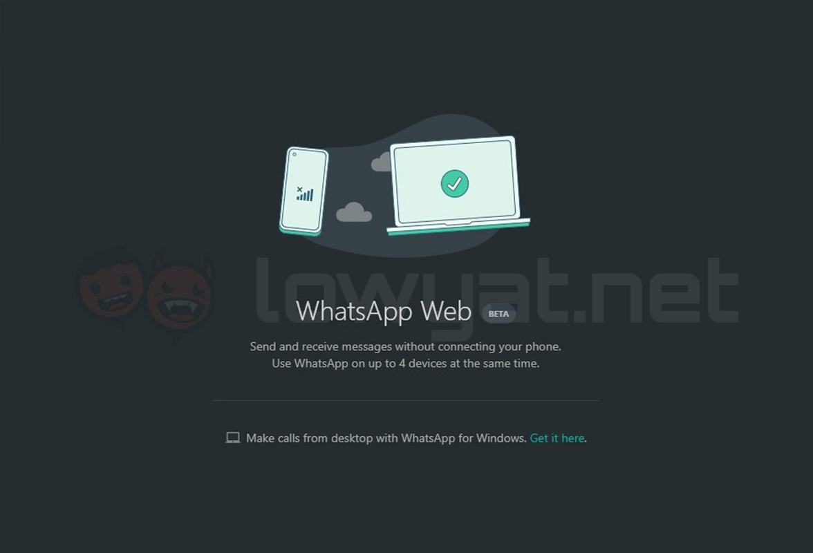 WhatsApp Multi-Device feature beta Android iOS