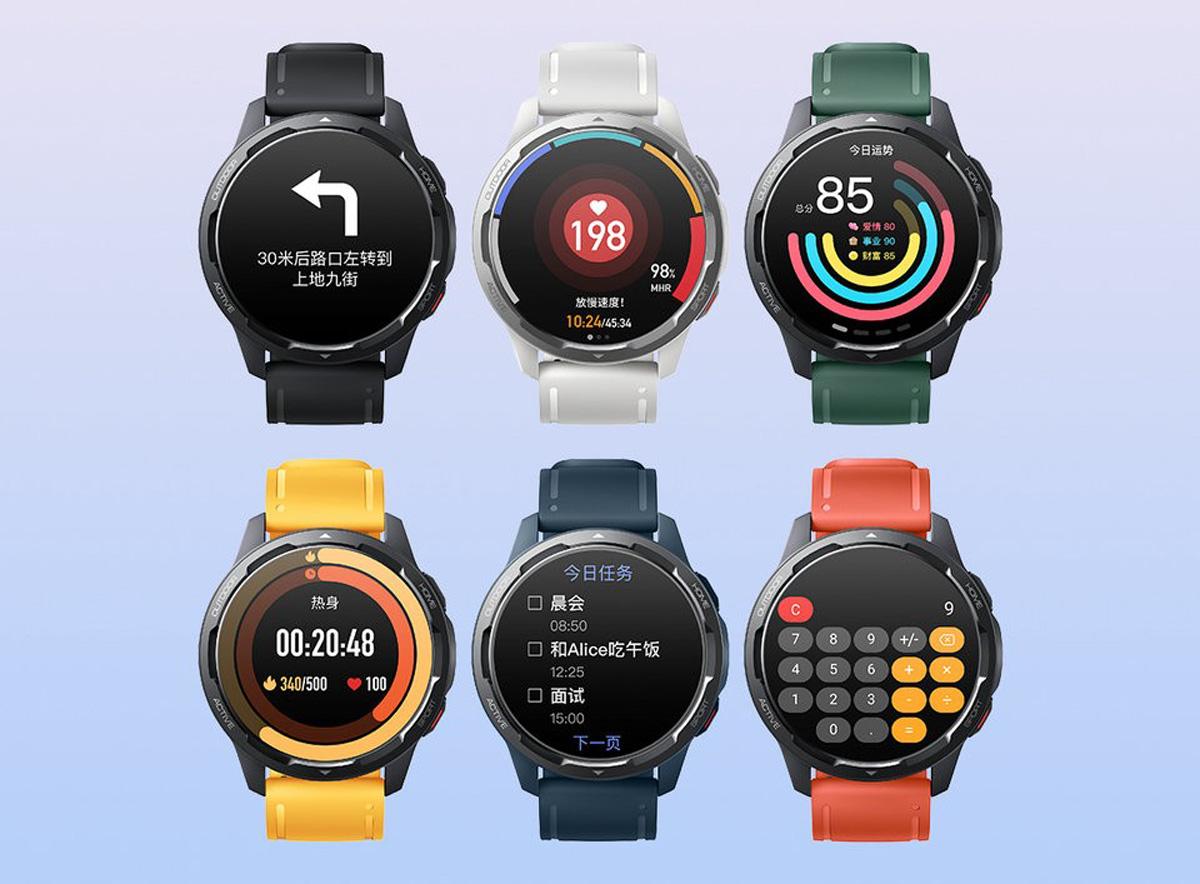 Xiaomi Watch 2 launch China