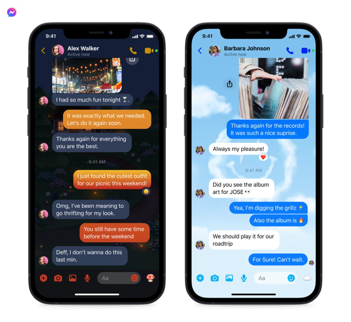 Facebook Instagram Messenger Cross-Platform Group Chat Feature